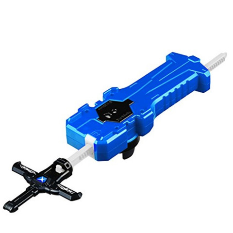 Burst Sword Launcher Blue - B-70 - Takara Tomy / Young Toys