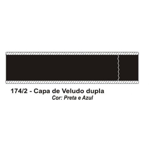 CAPA DE VELUDO PARA CANETA - DUPLA (DMB172/2)
