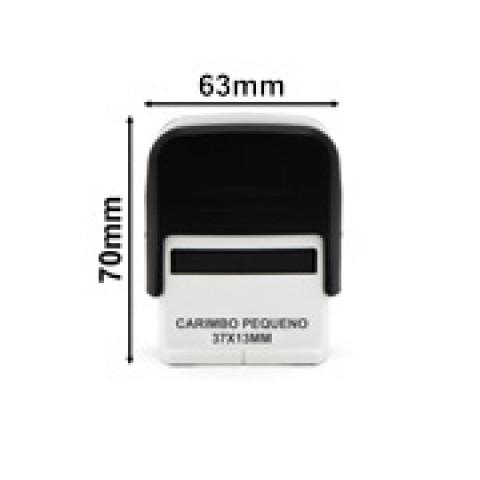 CARIMBOS AUTOMATICOS - PEQUENO 37X13MM (CAP01)