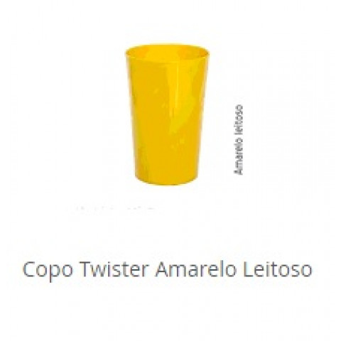 COPO TWISTER 600ML COLORIDA - SILKSCREEN (ACB050CS)