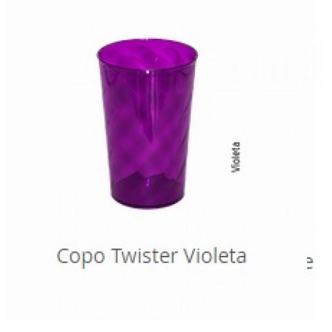 COPO TWISTER 600ML NEON - SILKSCREEN (ACB050NS)