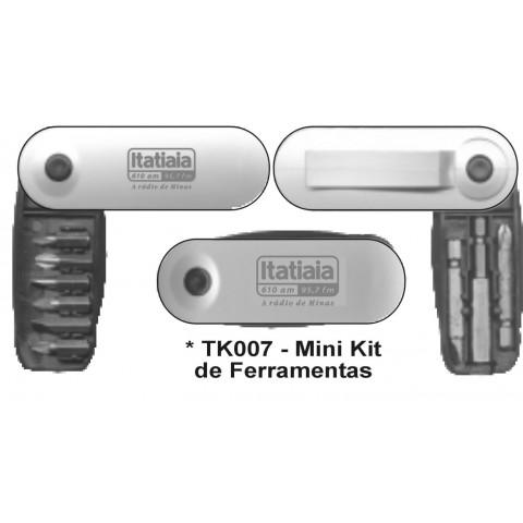 MINI KIT DE FERRAMENTAS - GRAVAÇÃO A LASER (DMBTK007)