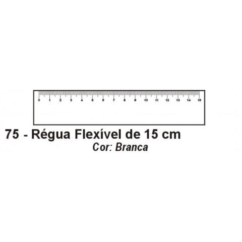 RÉGUA FLEXÍVEL FERRAGISTA 30CM - SILKSCREEN (DMB74)