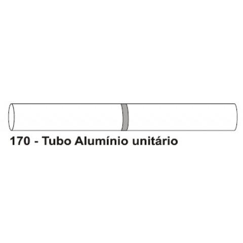 TUBO ALUMÍNIO PARA CANETA - UNITÁRIO (DMB170)