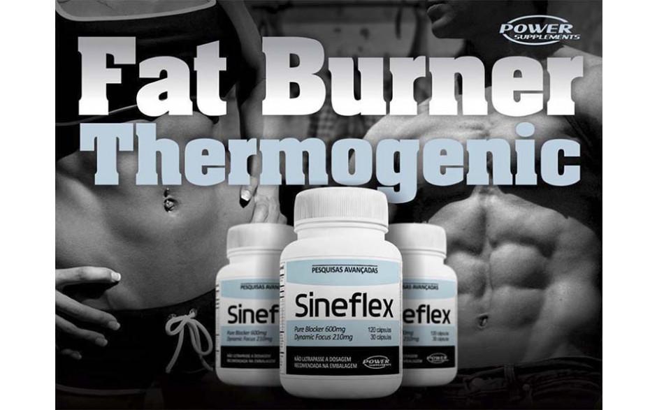Sineflex - 150 Cáps- Power Supplements
