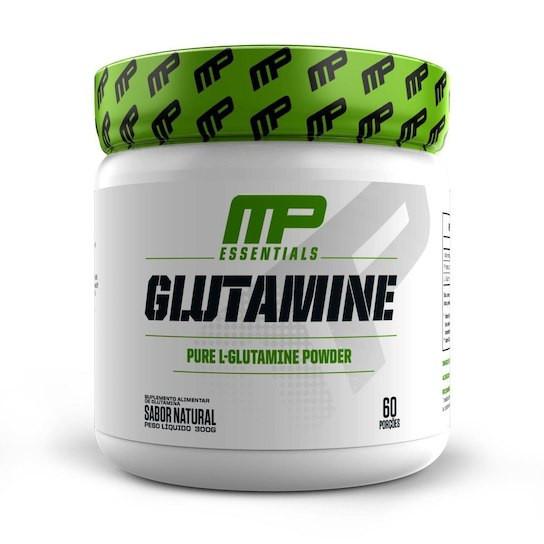 Glutamina - 300gr - MUSCLEPHARM
