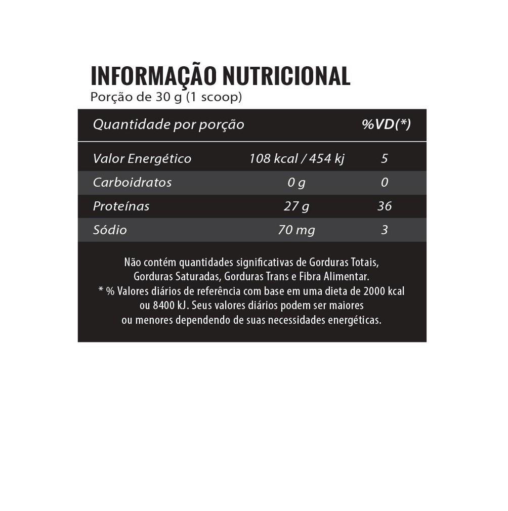 Isolate Protein - 900gr - NEW MILLEN