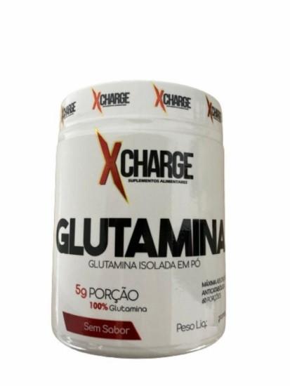 Glutamina 100% Pura  - 150gr - XCharge