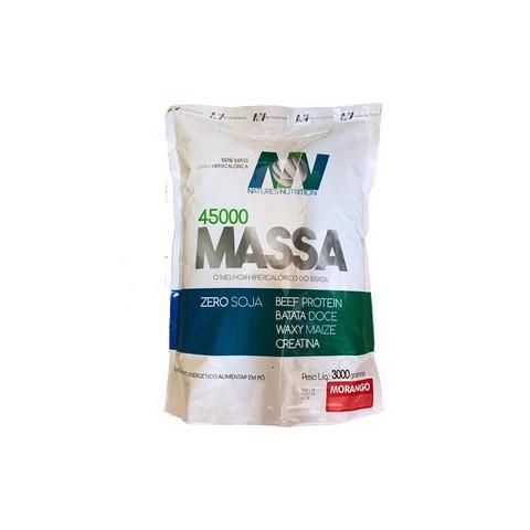 Mass 45000 - 3kg - NATURE´S NUTRITION