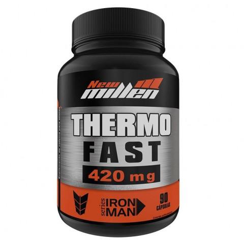 Thermo Fast - 90 cápsulas - NEW MILLEN
