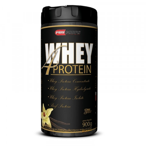 Whey 4 Protein -900gr - PRO CORPS