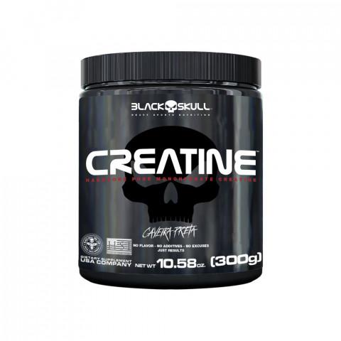 Creatina - 300gr - BLACK SKULL