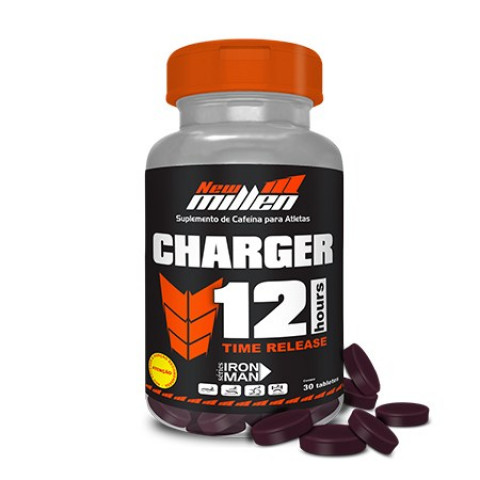 Charger 12 hours - 30 cáps - NEW MILLEN