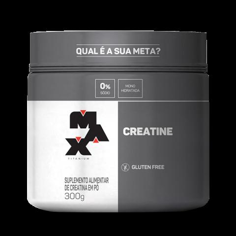 Creatina - 300gr - MAX TITANUM