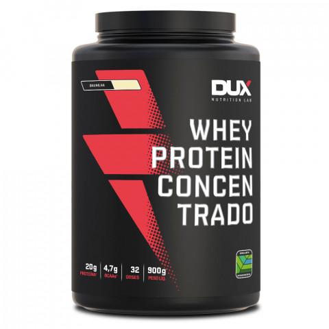 Whey Concentrado - 900gr - DUX