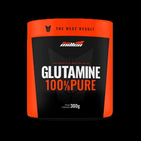 L-Glutamina - 300gr- NEW MILLEN