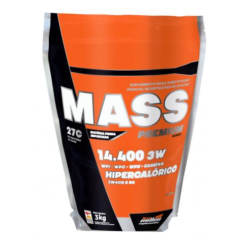 Mass 14400 Premium - 3Kg - NEW MILLEN (Milly)