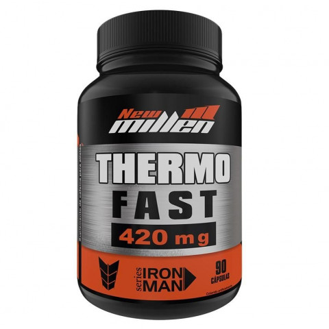 Thermo Fast - 90 cápsulas - NEW MILLEN