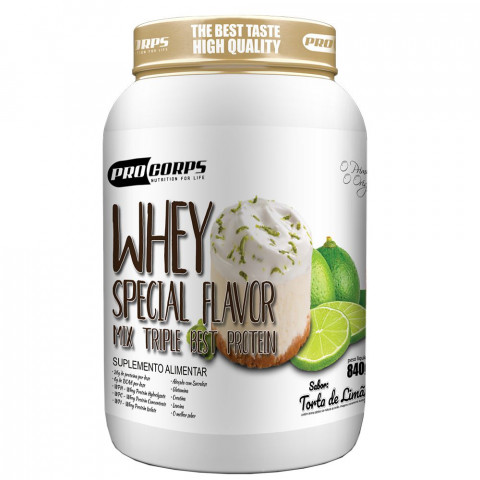 3W Protein Special Flavor -840gr - PRO CORPS