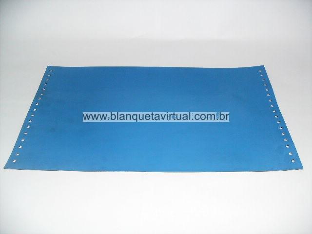 Blanqueta para Hamada 800 / 880 DX - 4 Lonas - Printec / Trelleborg