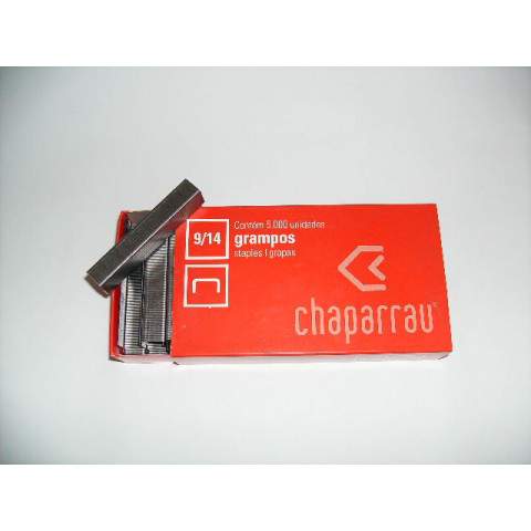 GRAMPO CHAPARRAU - RAPID-9/10