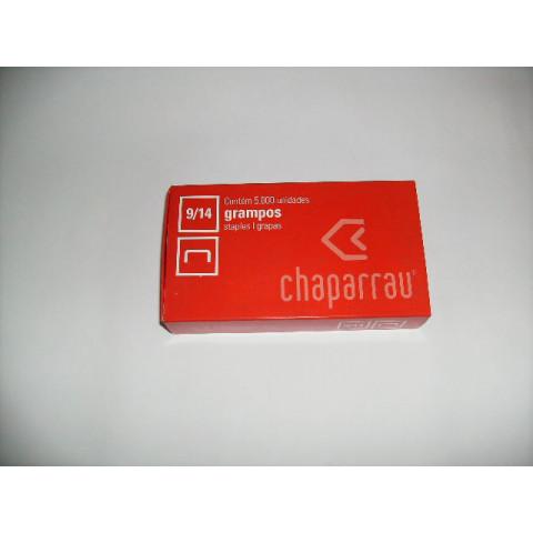 GRAMPO CHAPARRAU - RAPID-9/12