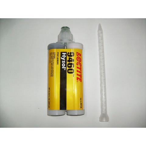 kit de cola hysol 9460 200 ml incluso um bico misturador