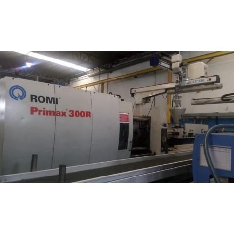 Romi Primax 300 R c/ robô