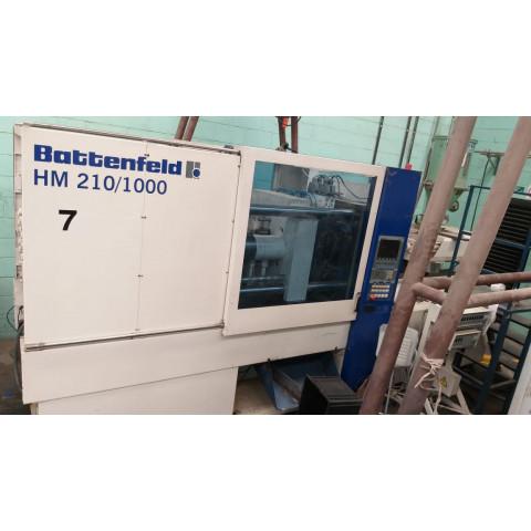 Battenfeld HM 210/1000