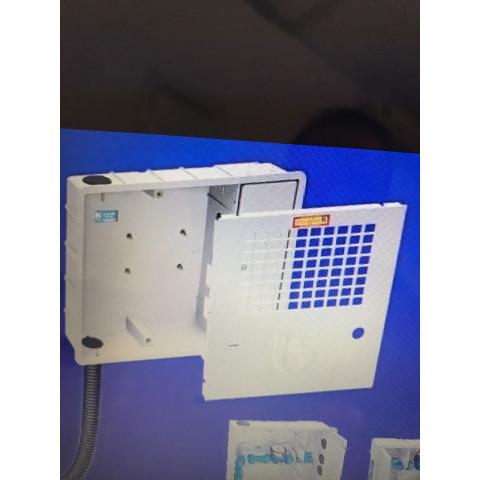 Molde de caixa de proteção de hidrômetro padrão SABESP
