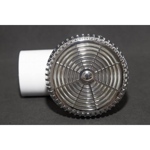 Sucção SPA anel1 cromo cotovelo