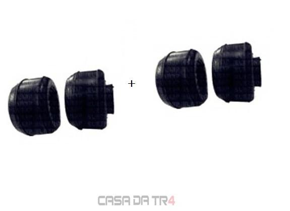 Bucha Tensor Dianteiro (Par) Pajero TR4/IO
