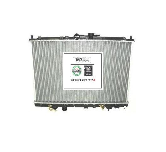 Radiador Pajero TR4/ Pajero IO (Mecânica)