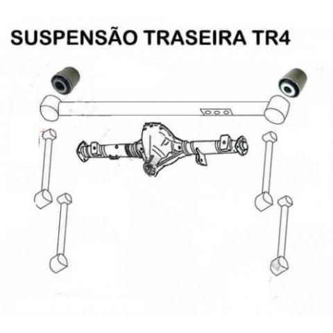 Bucha Barra Transversal (Par) Pajero TR4/IO