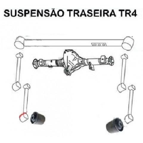 Bucha Tensor Traseiro Inf (Ferro Maior) Pajero TR4/IO