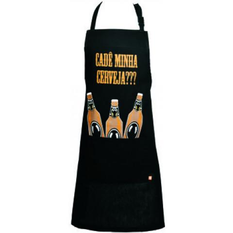 Avental Mestre Cuca Cerveja - Copa & Cia