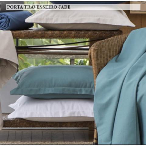 Porta Travesseiro Piquet - Santista