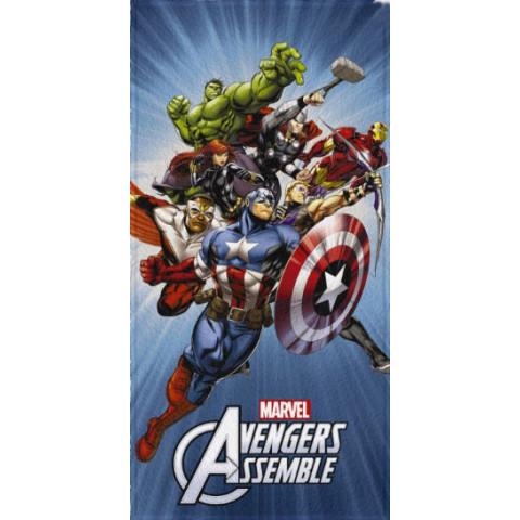 Toalha Felpuda Estampada   Avengers (Os Vingadores) - Lepper