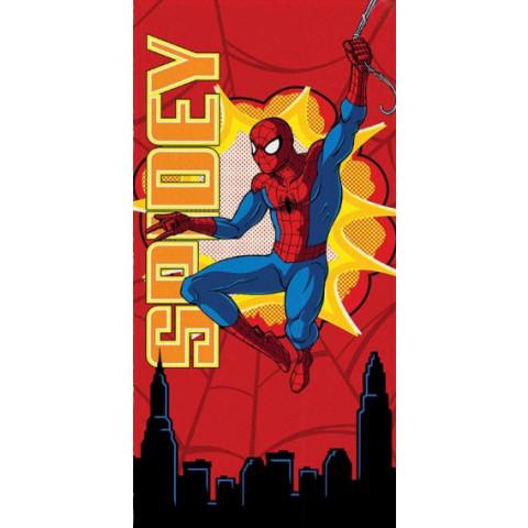 Toalha Felpuda Estampada  Spider-Man Ultimate - Lepper