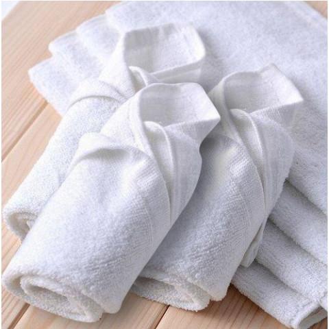 Toalha de Mão Profissional Jacquard - Artex-branco