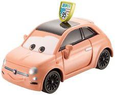 Disney Cars World Of Cars Cartney Casper Loose #22 1:55 Mattel