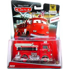 Disney Cars Red Bombeiro Radiator Springs Deluxe 1:55 Mattel