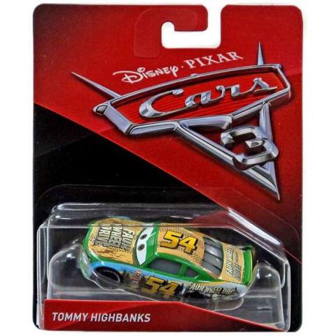 Disney Cars 3 - Tommy Highbanks #54 - Mattel