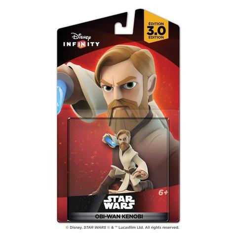 Disney Infinity 3.0 Obi Wan Kenobi ( Star Wars ) Light Fx