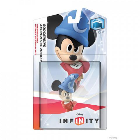 Disney Infinity 1.0 Fantasia Sorcerer Apprentice (Aprendiz de Feiticeiro) Mickey