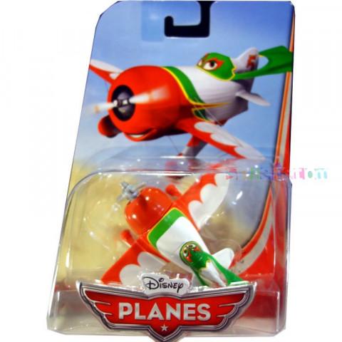 Disney Planes El Chupacabra Case N 1:55 Mattel