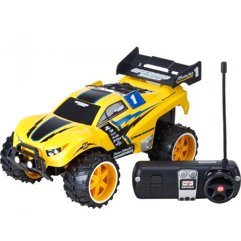 Dune Blaster Controle Remoto 1:16 Amarelo Maisto
