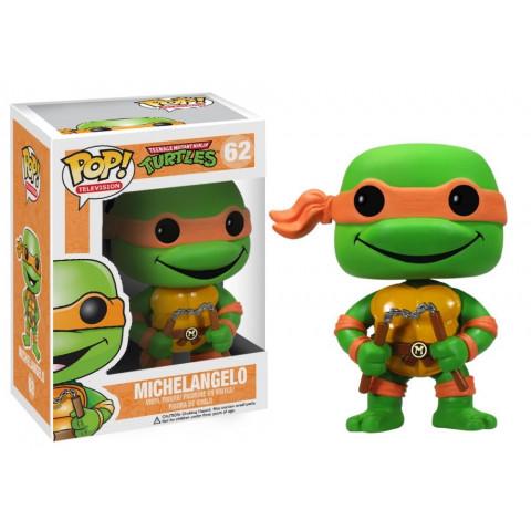 Michelangelo Vinyl Pop! Teenage Mutant Ninja Turtles #62 Funko