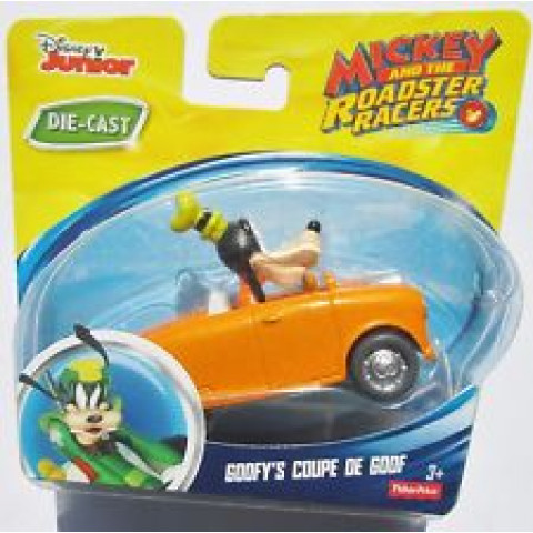 Mickey and the Roadsters Racers - Goofy's Coupe de Goof