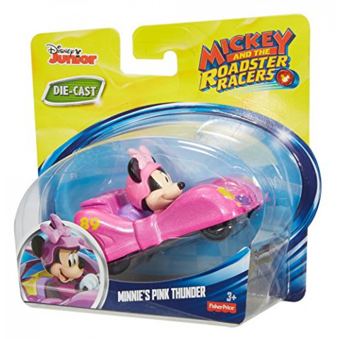 Mickey and the Roadsters Racers - Minnie's Pink Thunder